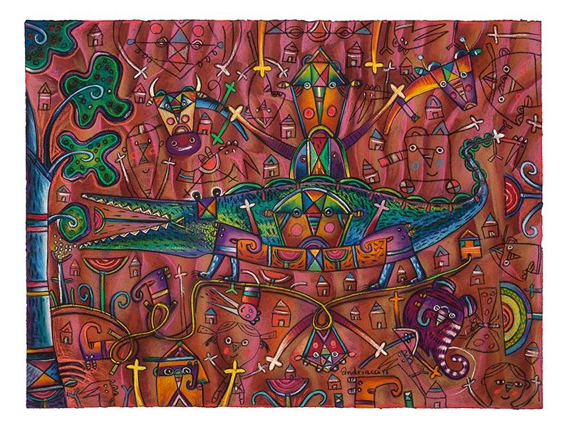 El festival del cocodrilo