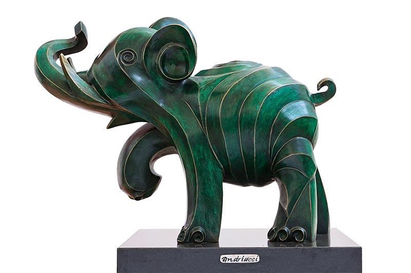 Elefante elíptico 2017