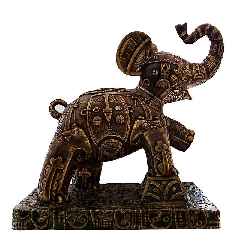 Elefante cirquero 2016