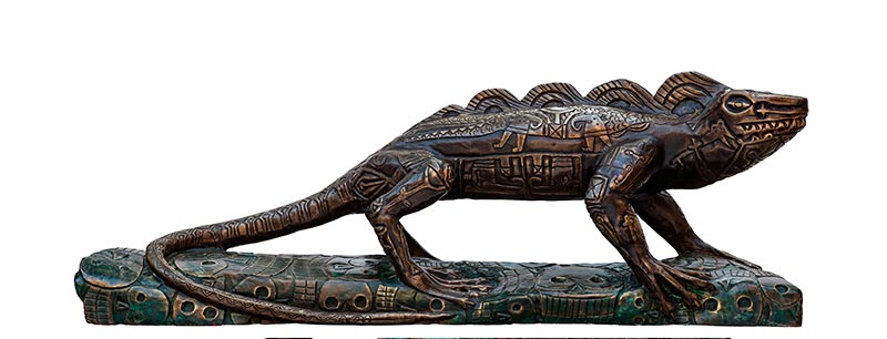 La iguana 2016
