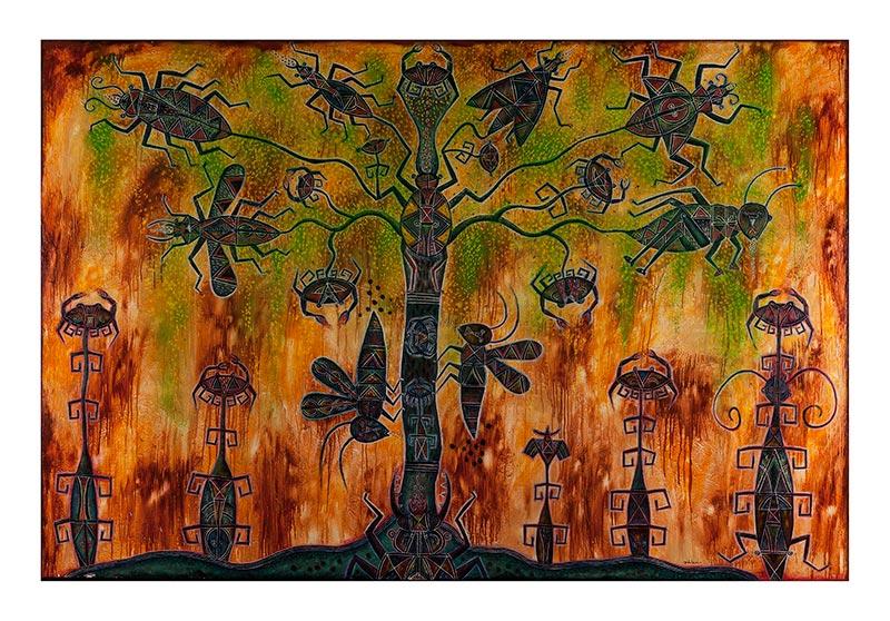 Los insectos 2011