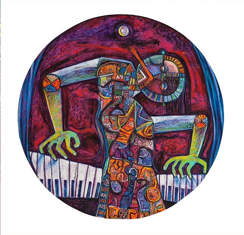 La pianista 2018